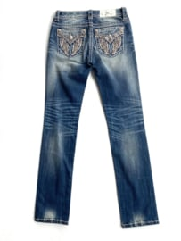 Miss Me mid-rise skinny jeans MP8832T