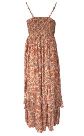 Capucine 2021 Bohemian jurk Marie Peach