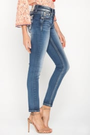 Miss Me mid-rise skinny jeans M3527S
