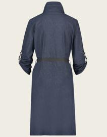 Jane Lushka 2021-2022 Kasia jeans travelstof jurk met tasje UNN92114095G