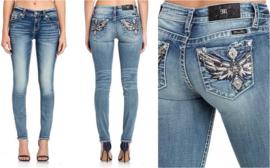 Miss Me skinny jeans M3340S