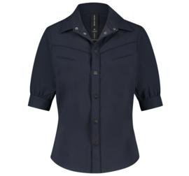 Jane Lushka 2021-2022 Susane blauwe blouse U7211549