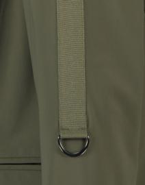 *AKTIE* Jane Lushka 2021-2022 Solo army travelstof blazer U1211810
