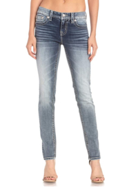 Miss Me mid-rise skinny jeans M3525S