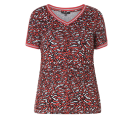 Yest shirt 31204 Lava Red