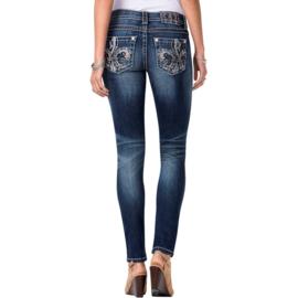 Miss Me skinny jeans JP7690S