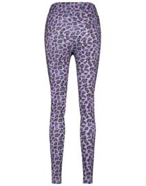 Jane Lushka 2021 Kendy travelstof broek met Animal print UPT22123038