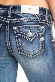 Miss Me mid-rise skinny jeans M5014S320
