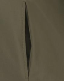 *AKTIE* Jane Lushka 2021-2022 Amalia army travelstof jurk URF92112010
