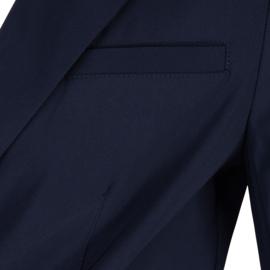 Jane Lushka travelstof blazer Eva U120SS022F Jeans