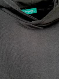 Turquoise by Daan 2021-2022 Sweater Hoody zwart E10471/81