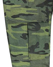 Jane Lushka 2021 Eliza army groene travelstof broek UK22122020L