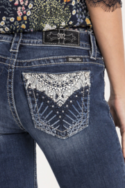 Miss Me mid-rise skinny jeans M8975S