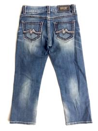 Miss Me boyfriend capri jeans JB1026P4 (onder de knie)