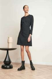 Jane Lushka 2021-2022 Violet zwarte travelstof jurk U92115181