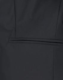 *AKTIE* Jane Lushka 2021-2022 Solo zwarte travelstof blazer U1211810