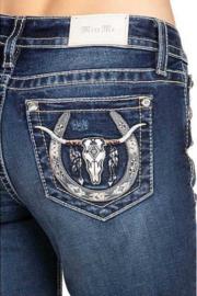 Miss Me bootcut jeans M3640SB