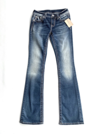 Miss Me mid-rise bootcut jeans M7357B