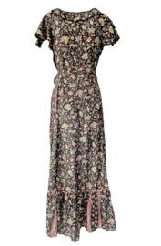 Capucine 2021 Bohemian wikkel jurk Donata Zwart