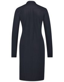 Jane Lushka 2020-2021 blauwe travelstof jurk Eva BB9200Z