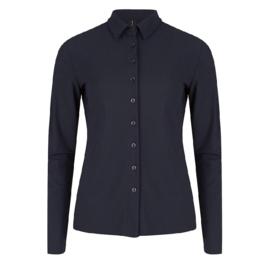 Jane Lushka 2021-2022 Kikkie blauwe blouse U7211100