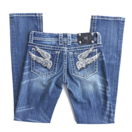 Miss Me straight jeans JP5163T4