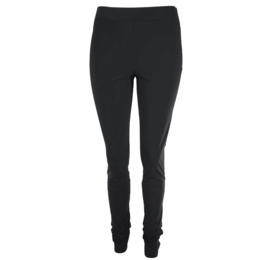 Jane Lushka zwarte travelstof legging (basis collectie)