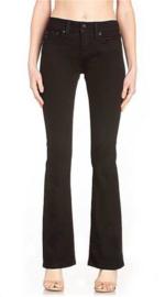 Miss Me zwarte bootcut jeans M3650B