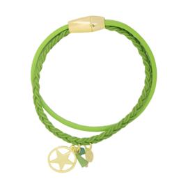 Gratis bij een bestelling vanaf €175 - Armband Magnatic Star 18,5 cm