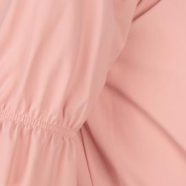 Jane Lushka barry pink travelstof top Nicole Knotted U620SS660