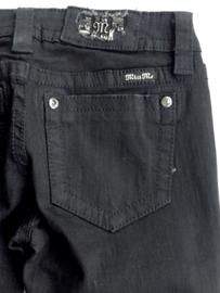 Miss Me zwarte skinny jeans JP7300S2