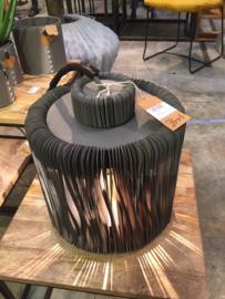 BOB - Lamp Paper Ø27cm Grey