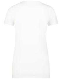 Jane Lushka 2021 Frankie wit T-Shirt JL Mask On P6212005