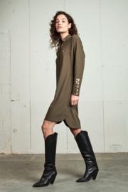 Jane Lushka 2021-2022 Amalia army jurk URF92112010