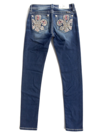 Miss Me mid-rise skinny jeans M7947S