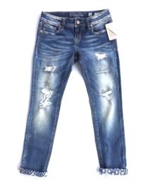 Miss Me ankle skinny jeans JP8527AK4