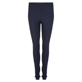 Jane Lushka blauwe travelstof legging - basis collectie