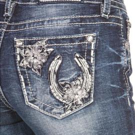 Miss Me bootcut jeans M3644B