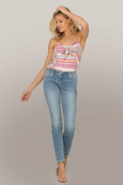 Miss Me mid-rise skinny jeans M3547S