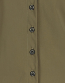 Jane Lushka 2021-2022 Kikkie army travelstof blouse U7211100