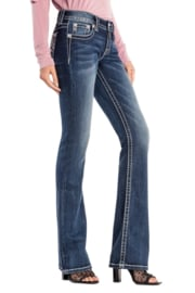 Miss Me mid-rise bootcut jeans M8961B
