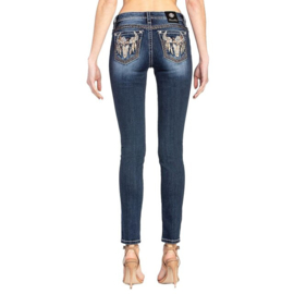 Miss Me mid-rise skinny jeans M3665S