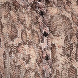 Jane Lushka viscose blouse CS720HS100 Animal