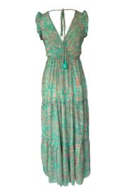 Capucine 2021 Bohemian jurk Demi Ibiza