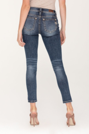 Miss Me mid-rise ankle skinny jeans M3636AK6