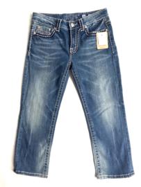 Miss Me boyfriend capri jeans JB1026P4