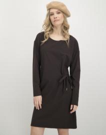 Jane Lushka bruine jurk Lisi U920AW004