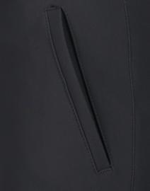 Jane Lushka 2021 Rubby zwarte travelstof broek U2212688