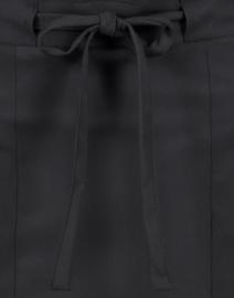 Jane Lushka zwarte jurk Rosi U920AW610