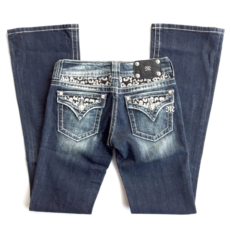 Miss Me bootcut jeans JP5002-34B